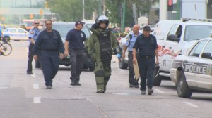 Downtown law firm evacuated for potential bomb threat