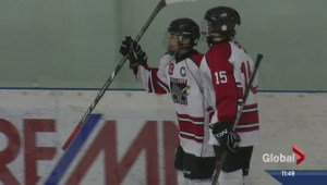 Esso Minor Hockey Highlights: Monday, January 12