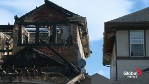 Kincora fire leaves two families without homes