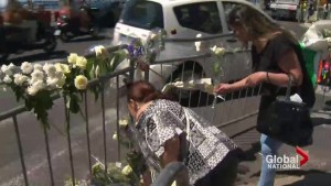 Mourning continues in Nice, France after deadly truck attack