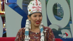 Meet the newly crowned 2016 Stampede Indian Princess