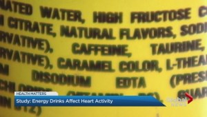 Energy drinks affect heart activity