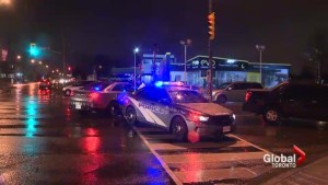 Toronto sees sharp spike in pedestrians struck in short time during Tuesday's rain