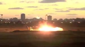 Israeli troops enter Gaza