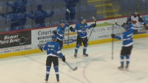 BCHL Vees take game 3 against Vipers