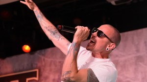 Chester Bennington, Linkin Park lead singer, dead at 41
