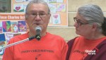 'It was the worst years of my life': Alberta elder opens up about residential schools on Orange Shirt Day