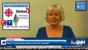 Tory MP films CNN-style 'fake news' rant against media