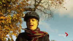Victoria celebrities appear in bike video