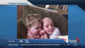 Hawgood family deals with children's health issues