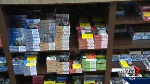 Banning menthol tobacco?