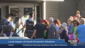BIV: Local impact of Greek economic situation