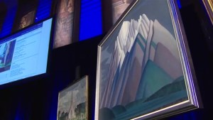 New Canadian art record set as Lawren Harris painting sells for $9.5 M