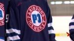 Westwood High vs. Paris in hockey game
