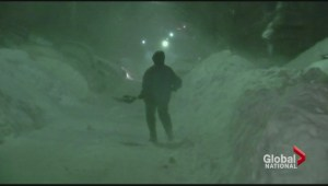 U.S. northeast facing more winter storms