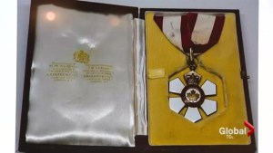 Yorkville collectible store pulls Order of Canada medal off its website