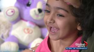 Amber Athwal to be front and centre at fundraiser to help family caring for the brain-damaged girl