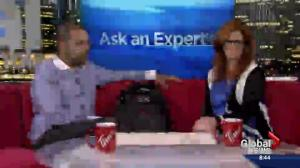 Ask an Expert: Backpack tips from a chiropractor