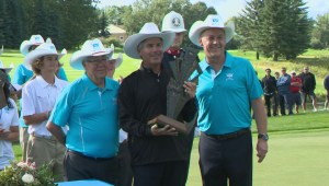 Fred Couples is the 2014 Shaw Charity Classic champion