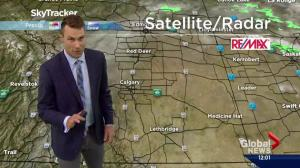 Environment Canada issues thunderstorm watch for Calgary
