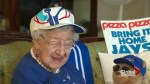 99-year-old Jays fan might be their biggest