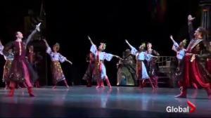"Edmonton's Ukrainian Nutcracker ""Clara's Dream"" returns to the Jubilee"