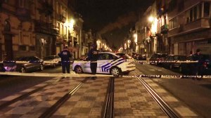 Belgium police continue to search for suspects in deadly bombing attacks