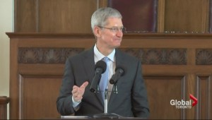 Apple CEO Tim Cook doubled salary in 2014