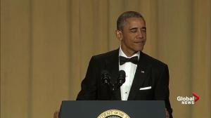 Barack Obama references 'Red Wedding' at White House Correspondents' Dinner