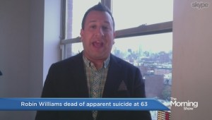 David Caplan on Robin Williams