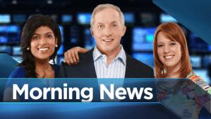 Morning News headlines: Monday, September 15.