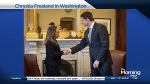 How Chrystia Freeland's meeting with Rex Tillerson could affect you
