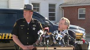 Police on Ohio family murders: This was methodically planned