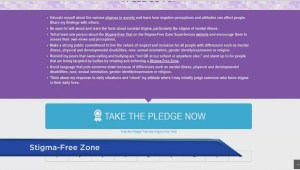 Erasing stigma of mental health with new initiative 'Stigma Free Zone'