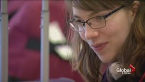 Therapy dog program takes flight at Regina airport