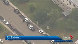 Edmonton police investigate suspicious death
