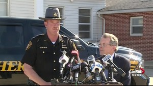 Police have told Rhoden family to arm themselves