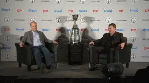 Grey Cup head coaches answer the 'Jim Hunt Memorial Question'