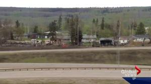 Fort McMurray fire continues to grow but re-rentry plans remain on track