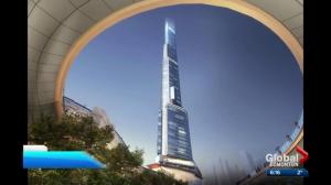 City to allow for what could become tallest building in western Canada
