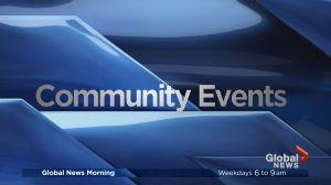 Community Events: Aquil Verani