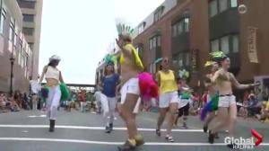 Executive Director of Halifax Pride – Adam Reid