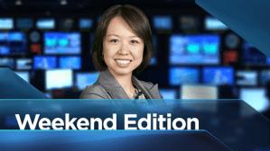 Weekend Evening News: Apr 12
