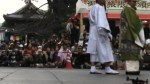 Teen arrested for crashing drone at Japanese festival