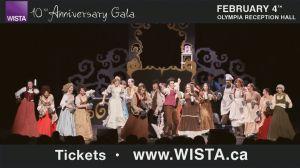 Community Events: WISTA 10th Anniversary Gala