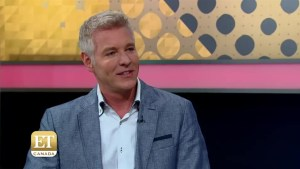 Steven Sabados returning to TV for first time since husband Chris Hyndman's death