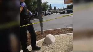 Chaotic Facebook Live video captures moments after police shooting in San Diego