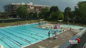 Westmount swim-in