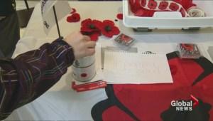 A closer look: Je me souviens Remembrance Day