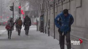 Freezing rain, icy streets cause accidents, delays